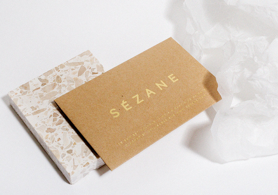 Carte Cadeau Sezane.Sezane Studio Avenir